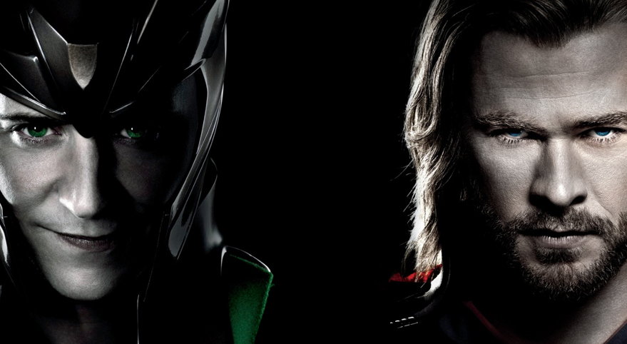 Thor And Loki Wallpaper Sf Wallpaper