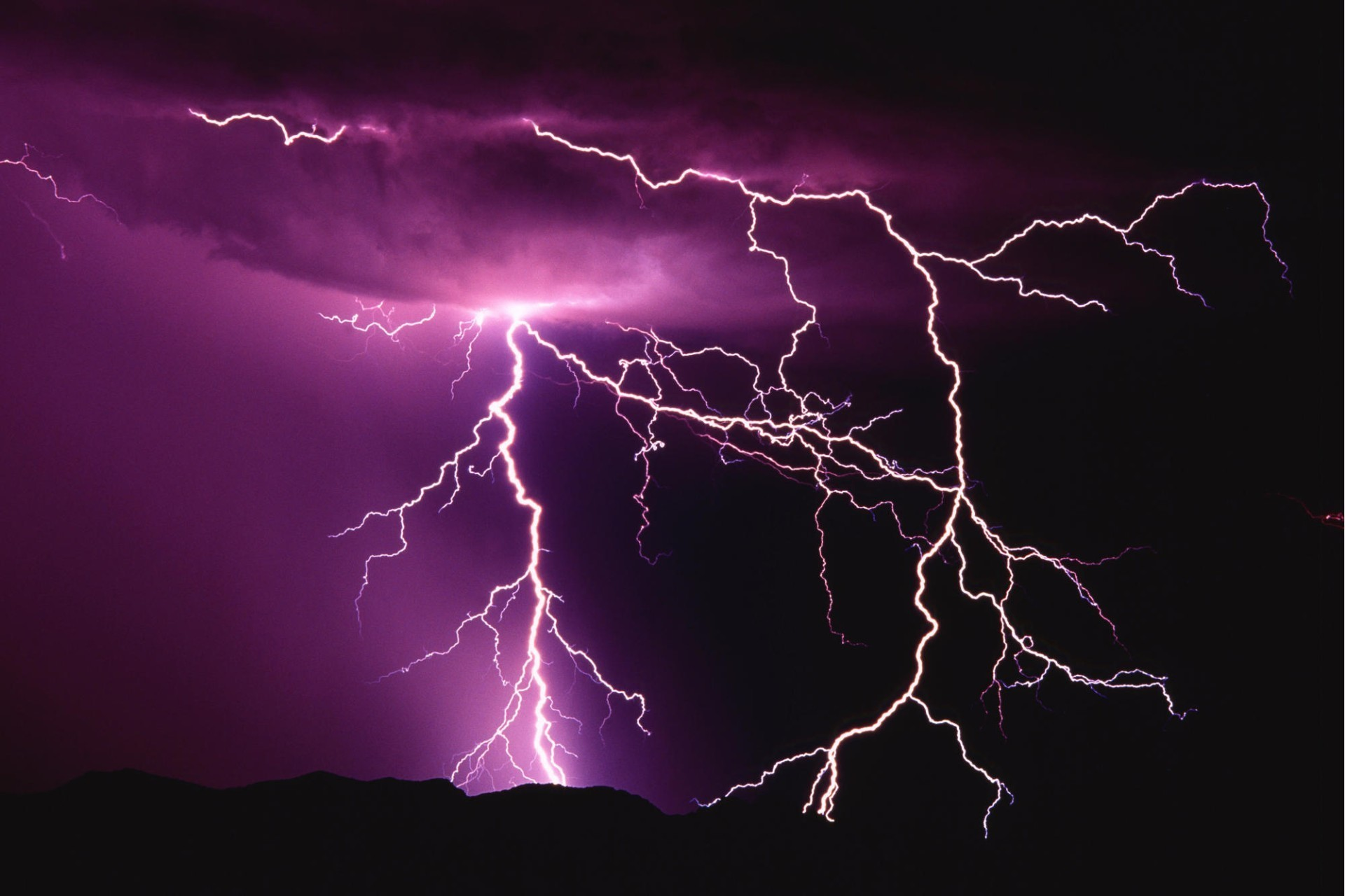 Thunder Wallpapers Group (83+)