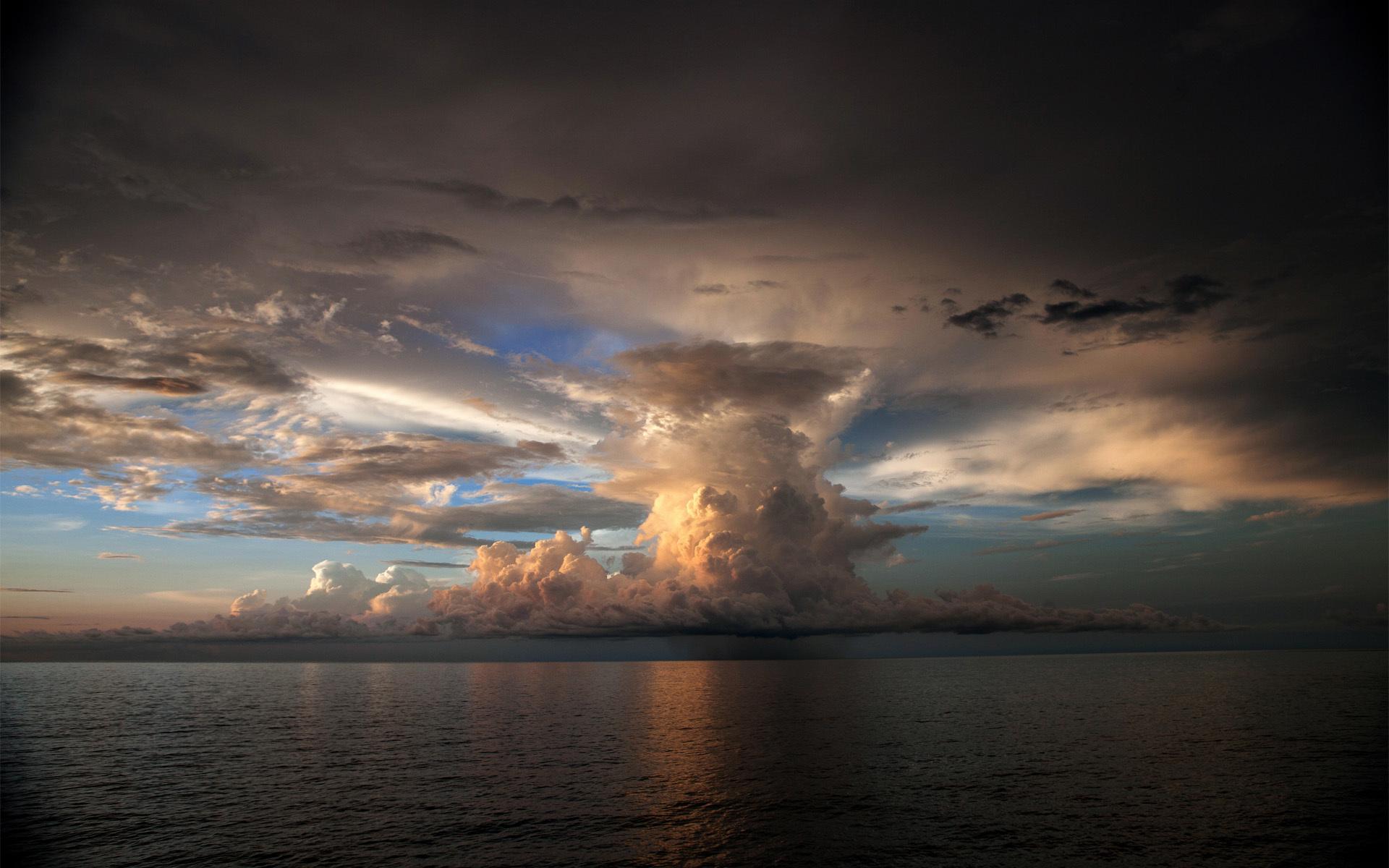 Thunderstorm Backgrounds - WallpaperSafari