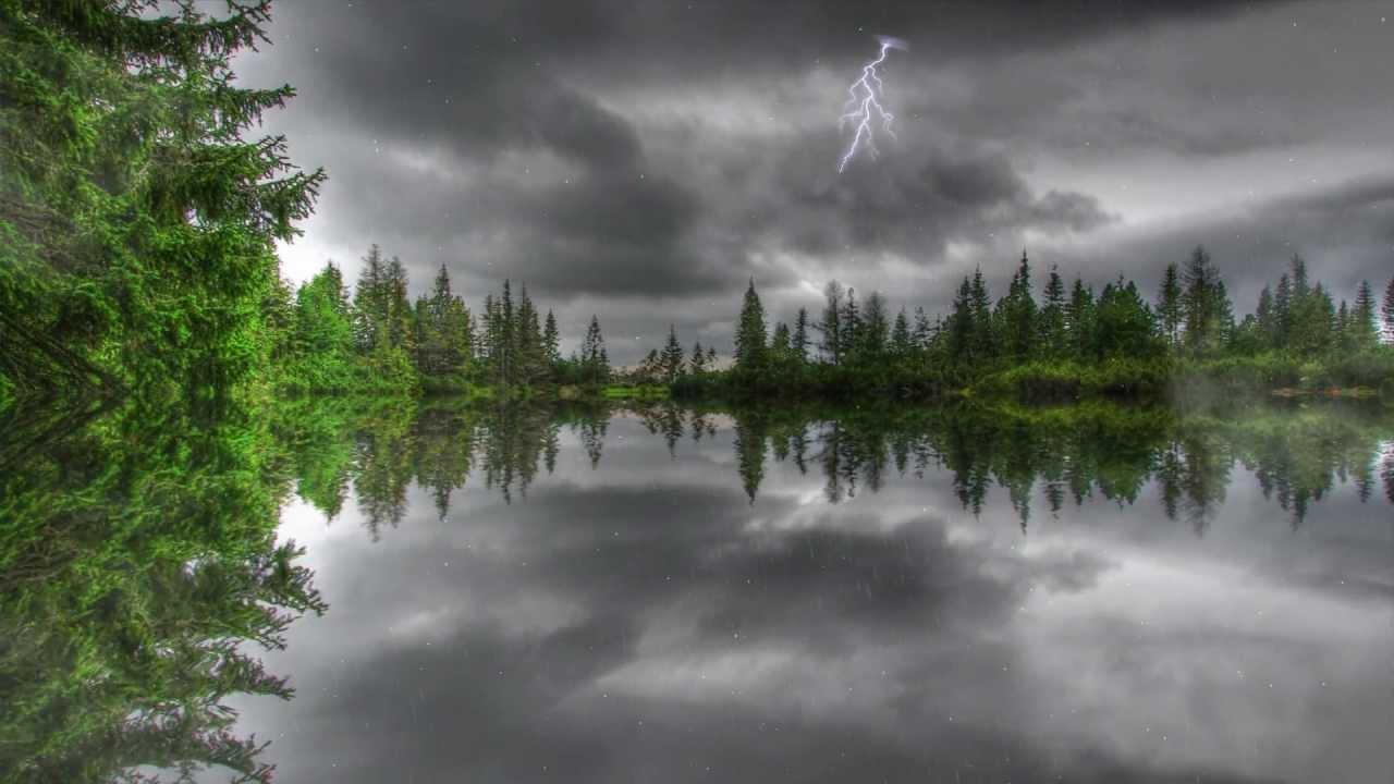 Thunderstorm Desktop Wallpapers Group (72+)