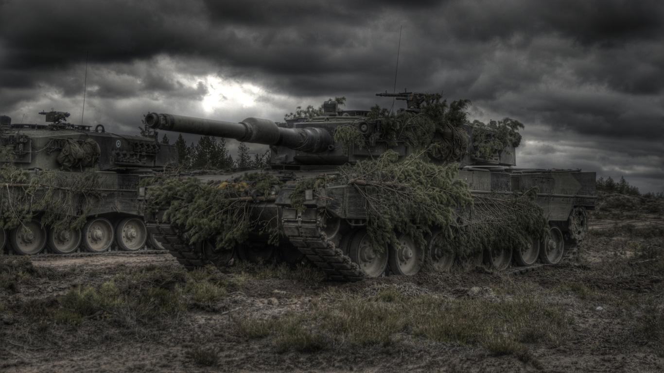 Tiger Tank Wallpaper HD Widescreen 12476 - Amazing Wallpaperz