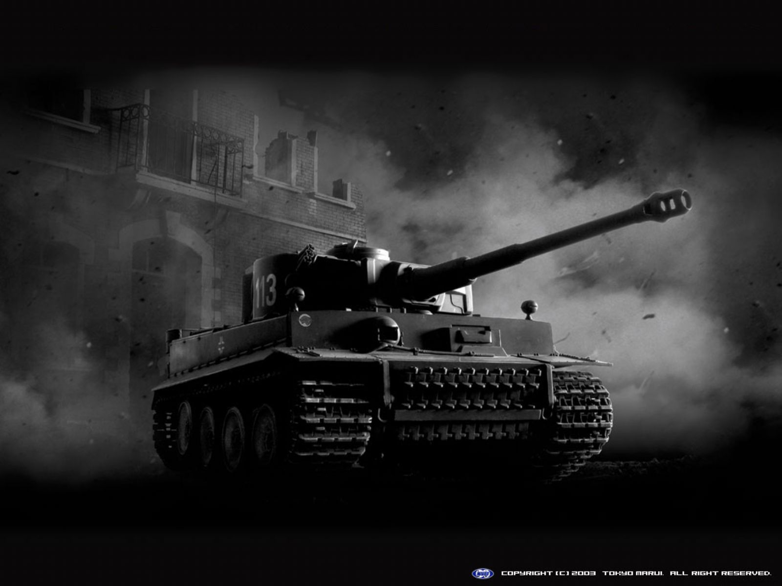 Tiger 1 Wallpaper - WallpaperSafari