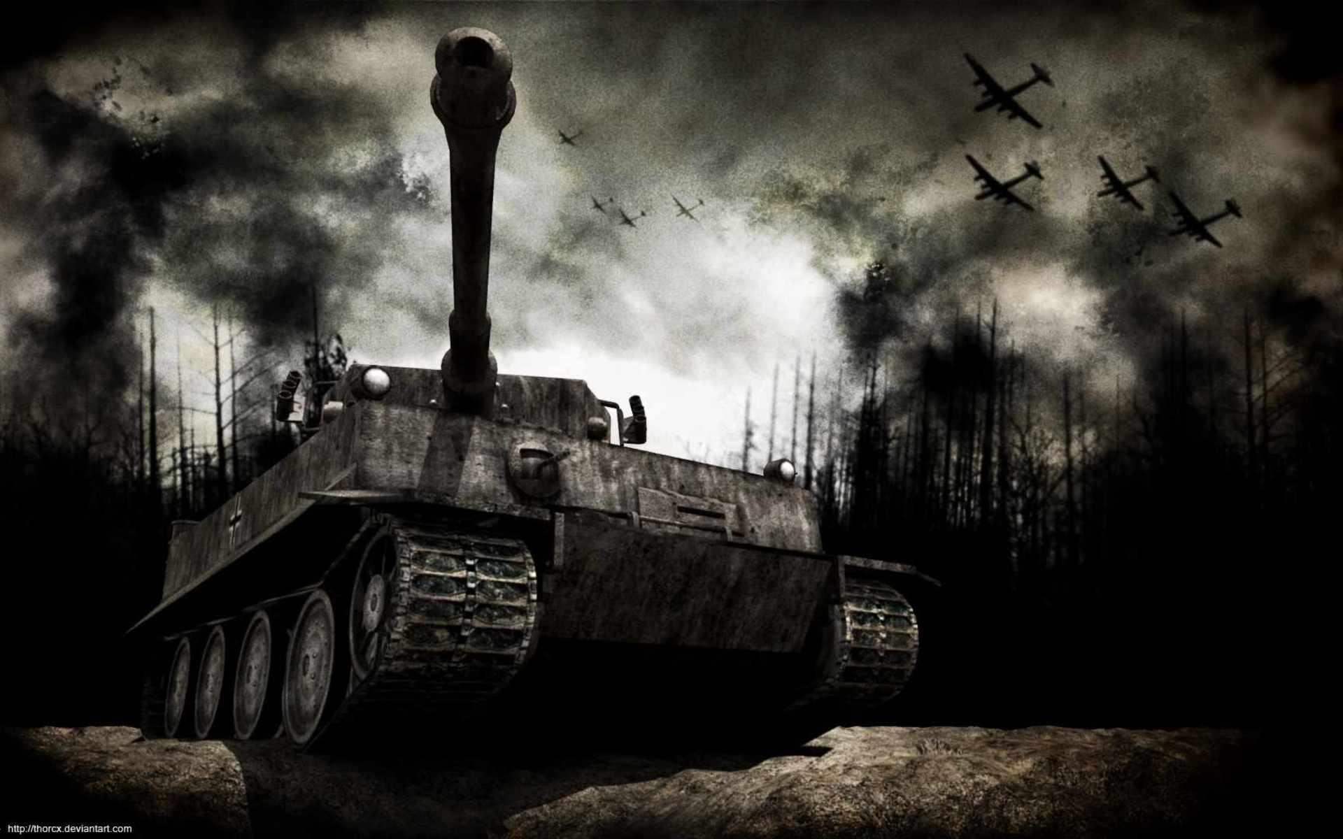 Tiger Tank Desktop Background Wallpapers 12479 - Amazing Wallpaperz