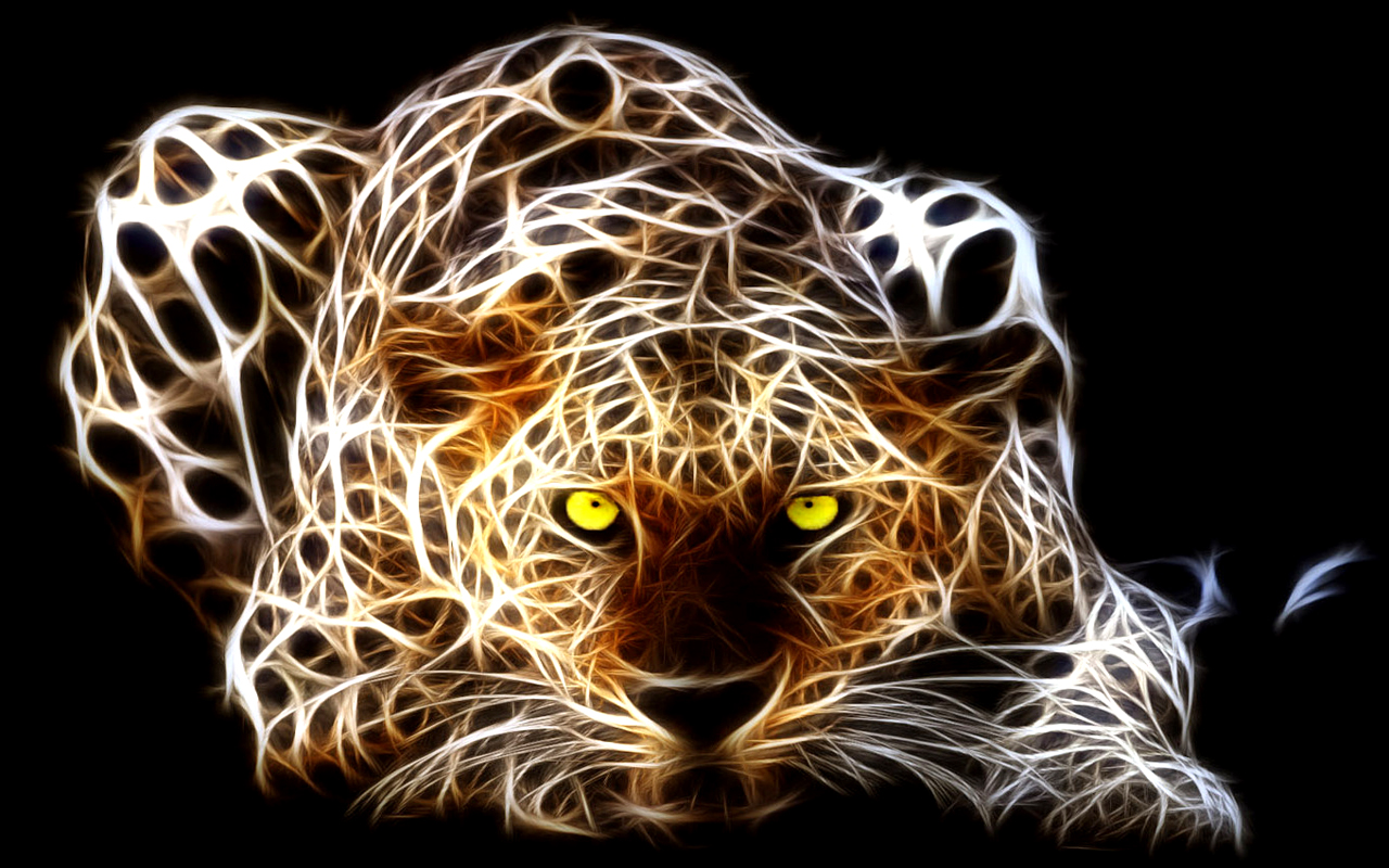 Download Abstract Tiger Hd Wallpaper | Full HD Wallpapers