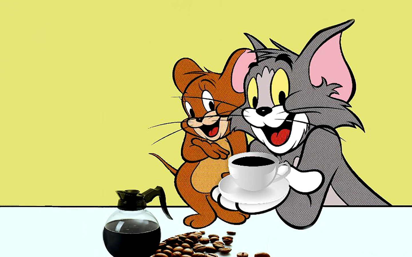 Tom And Jerry Wallpapers Sf Wallpaper