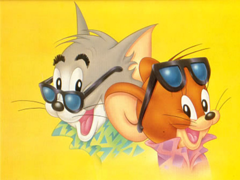 Kamal Shah: Tom and Jerry Wallpapers