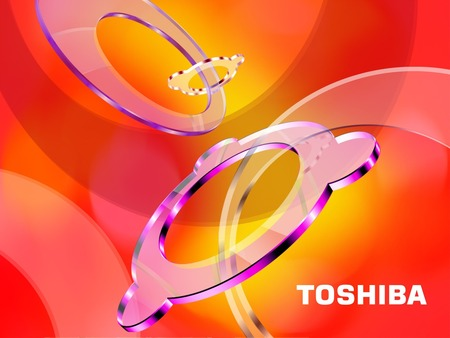 Toshiba Intense Colors - Laptops & Technology Background