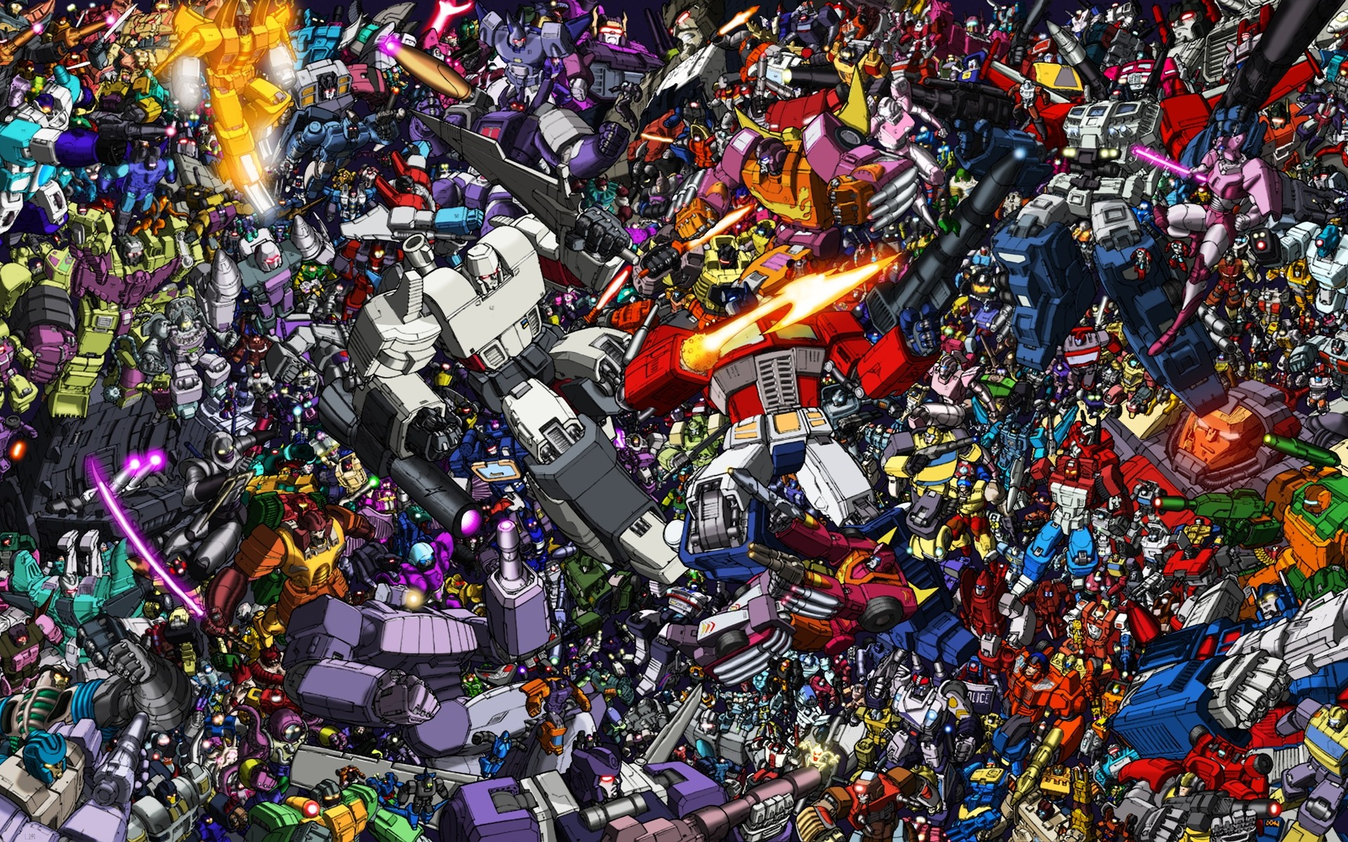 123 Transformers HD Wallpapers | Backgrounds - Wallpaper Abyss