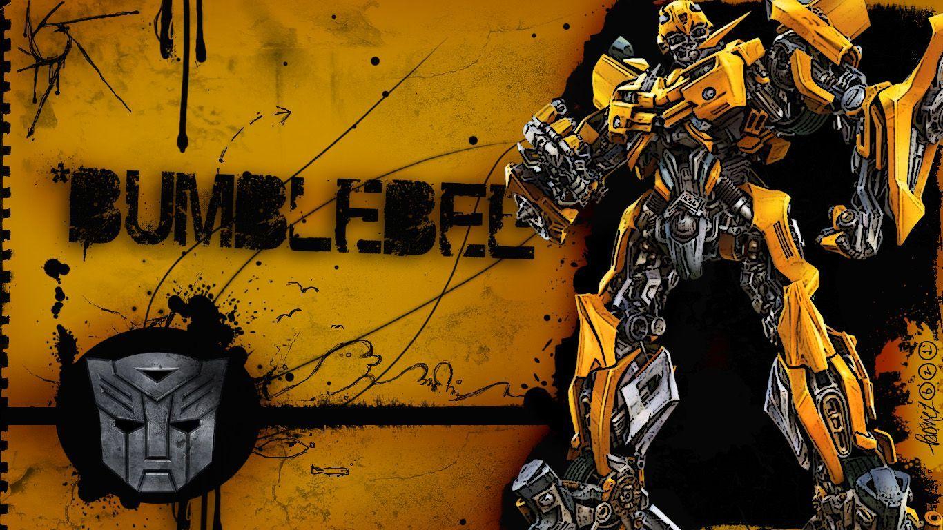 Transformer Bumblebee Wallpaper