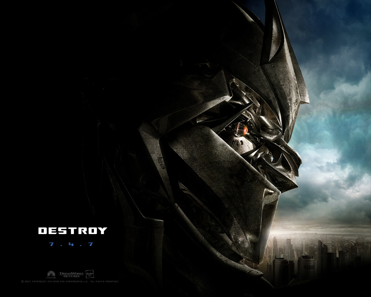 Transformer Movie Wallpapers Group (85+)