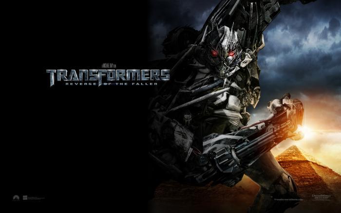 Transformers - Revenge of the Fallen Wallpaper - Download
