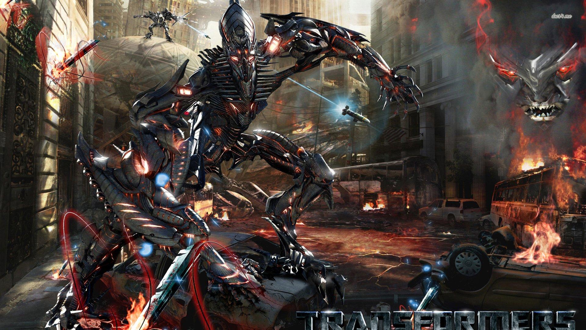Transformers - Revenge Of The Fallen Wallpaper