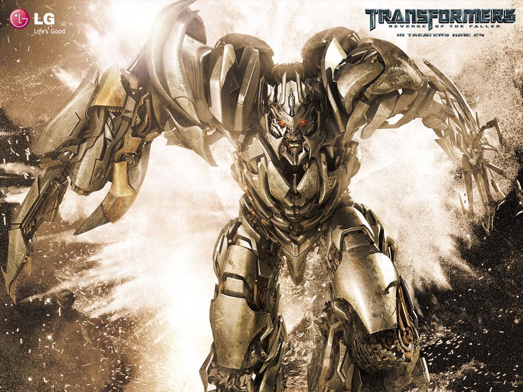 Transformers Revenge Of The Fallen images Megatron HD wallpaper