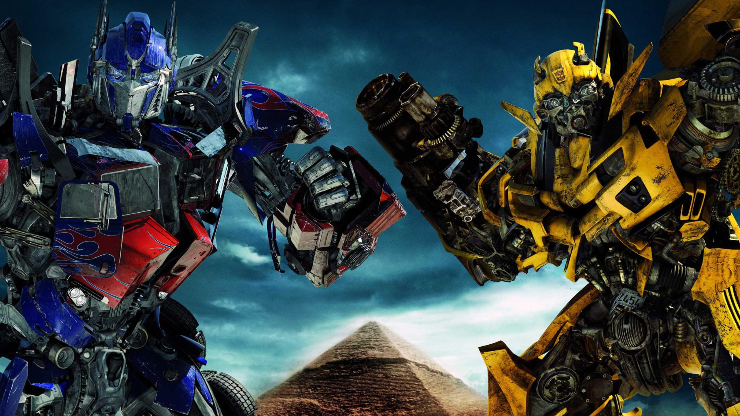 Wallpapers Transformers Optimus Prime Group (91+)