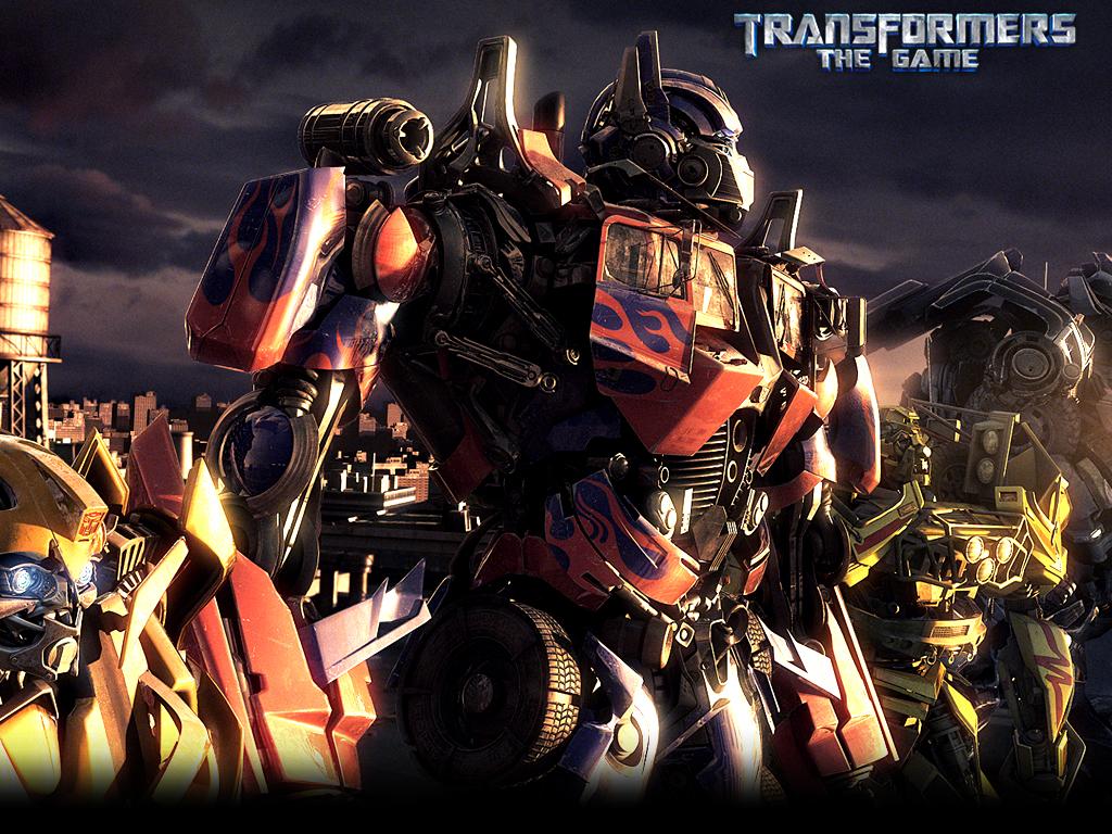 Free Transformers Wallpaper - WallpaperSafari