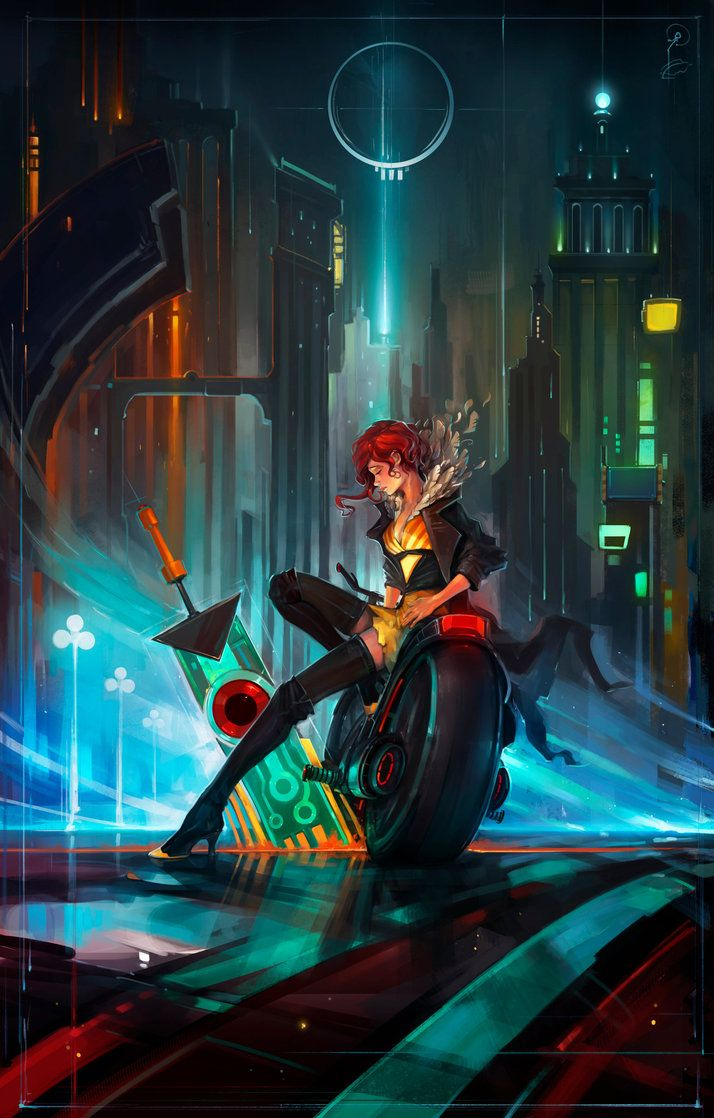 17+ images about Transistor Wallpapers on Pinterest   Wallpapers