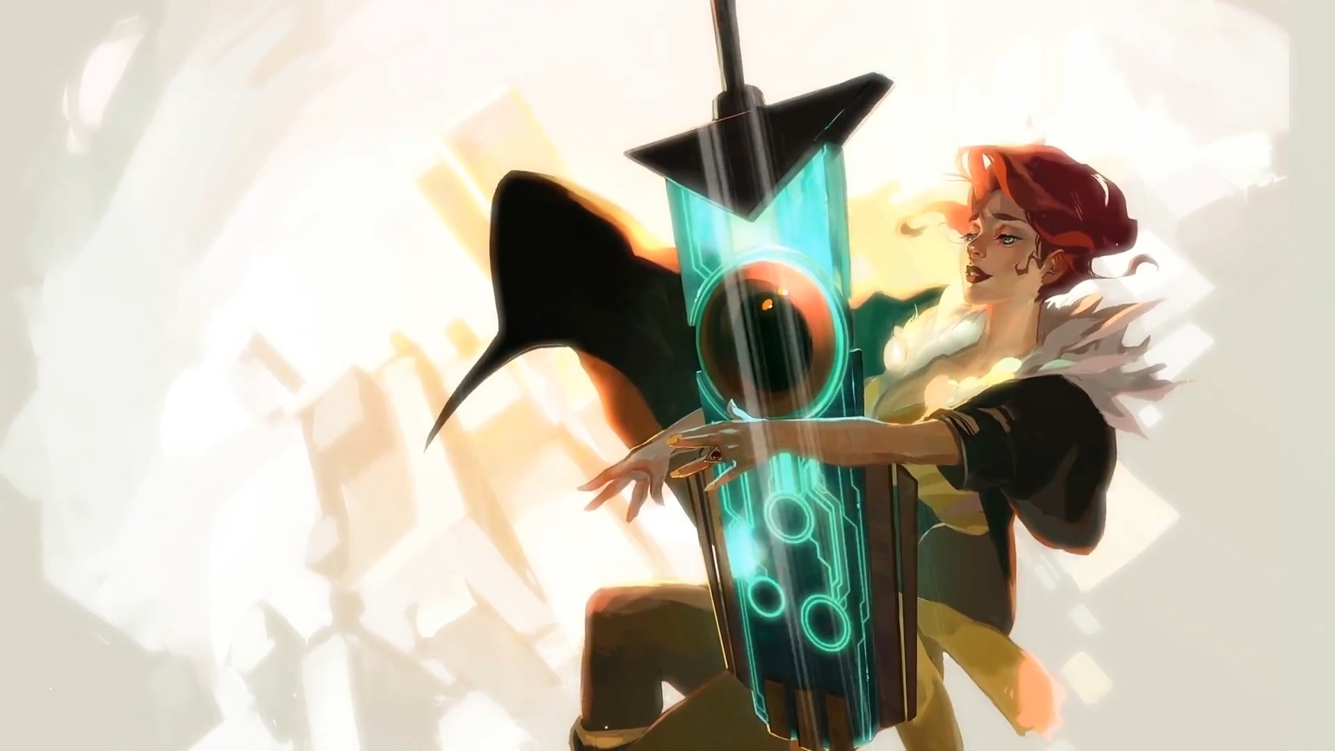 78+ images about Transistor on Pinterest   Wallpapers, Concept art