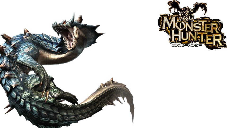 Transparent/Dynamic|Monster Hunter Lagiacrus PS Vita Wallpapers