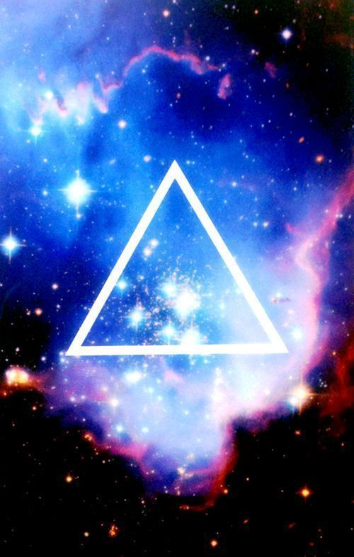 Triangle Galaxy Wallpaper Group 68