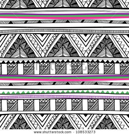 1000 Ideas About Aztec Pattern Wallpaper