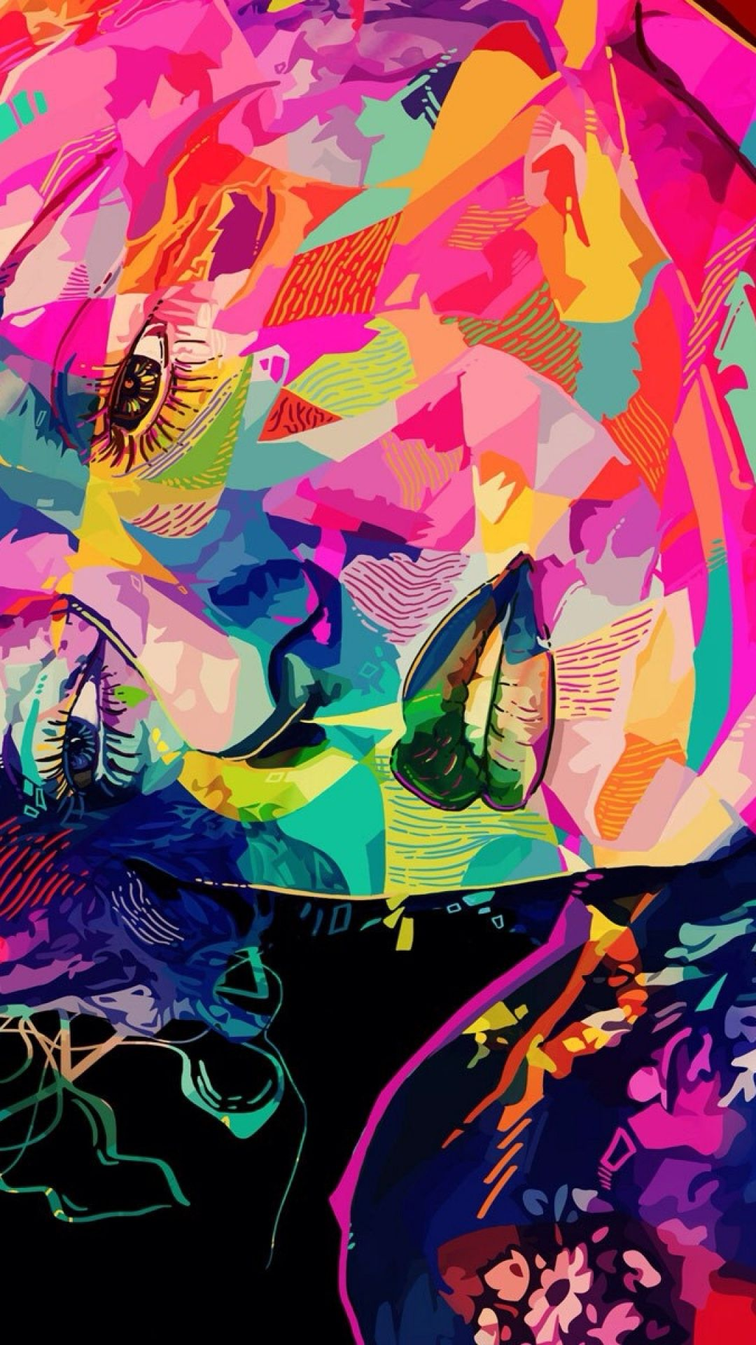 Trippy Wallpapers For Iphone Sf Wallpaper