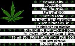 Trippy Stoner Wallpaper