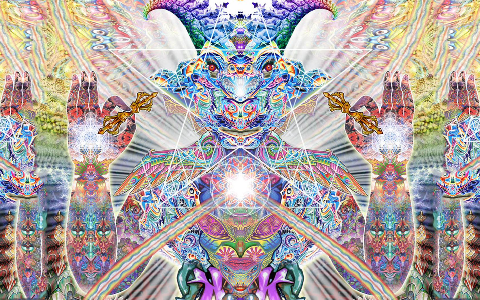 Trippy Wallpapers Group (83+)