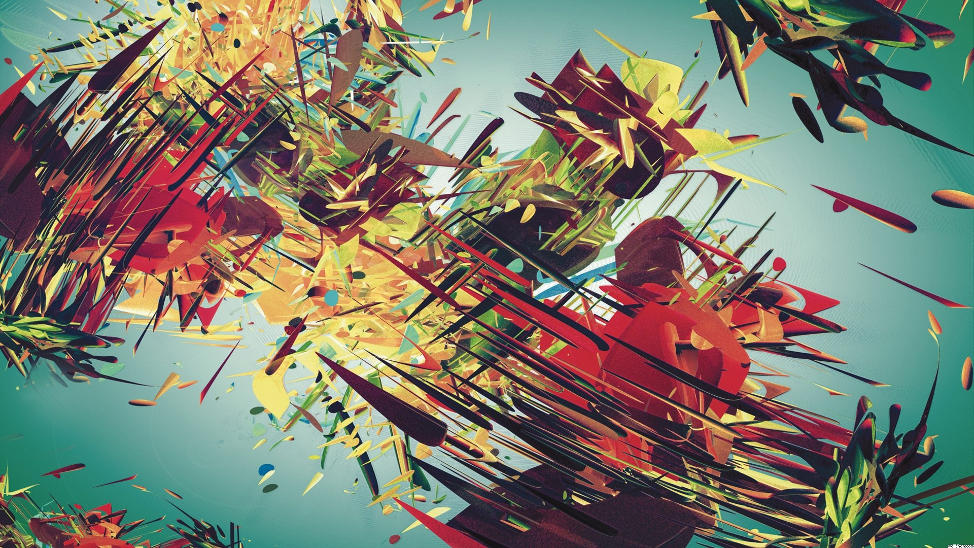 Collection of Trippy Wallpapers on HDWallpapers