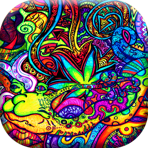 Trippy Weed Live Wallpaper - Android Apps on Google Play