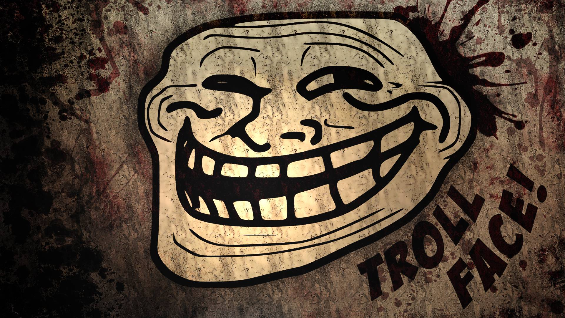 Troll Face Wallpapers - Wallpaper Cave