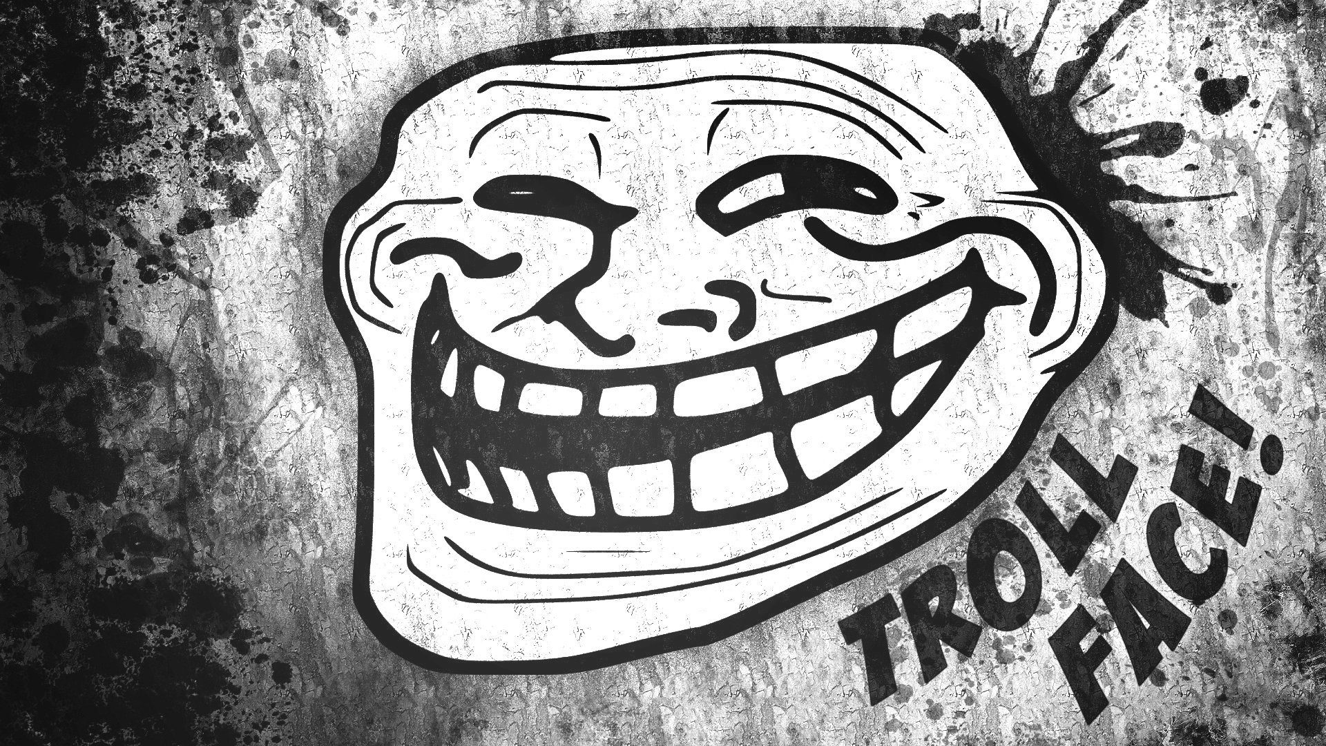Download Troll Face Wallpaper 7648 1920x1080 px High Resolution