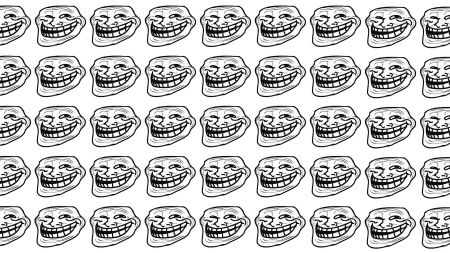 Troll face - Other & Video Games Background Wallpapers on Desktop