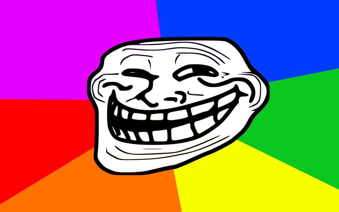 Troll Face Background - WallpaperSafari