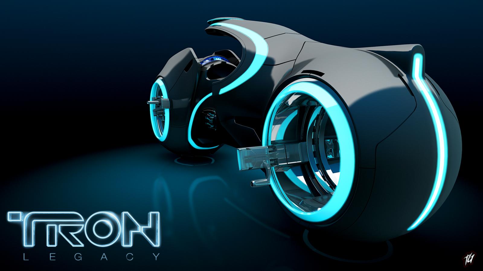 Tron Bike Neon Wallpaper | wallpapers | Pinterest | Neon wallpaper
