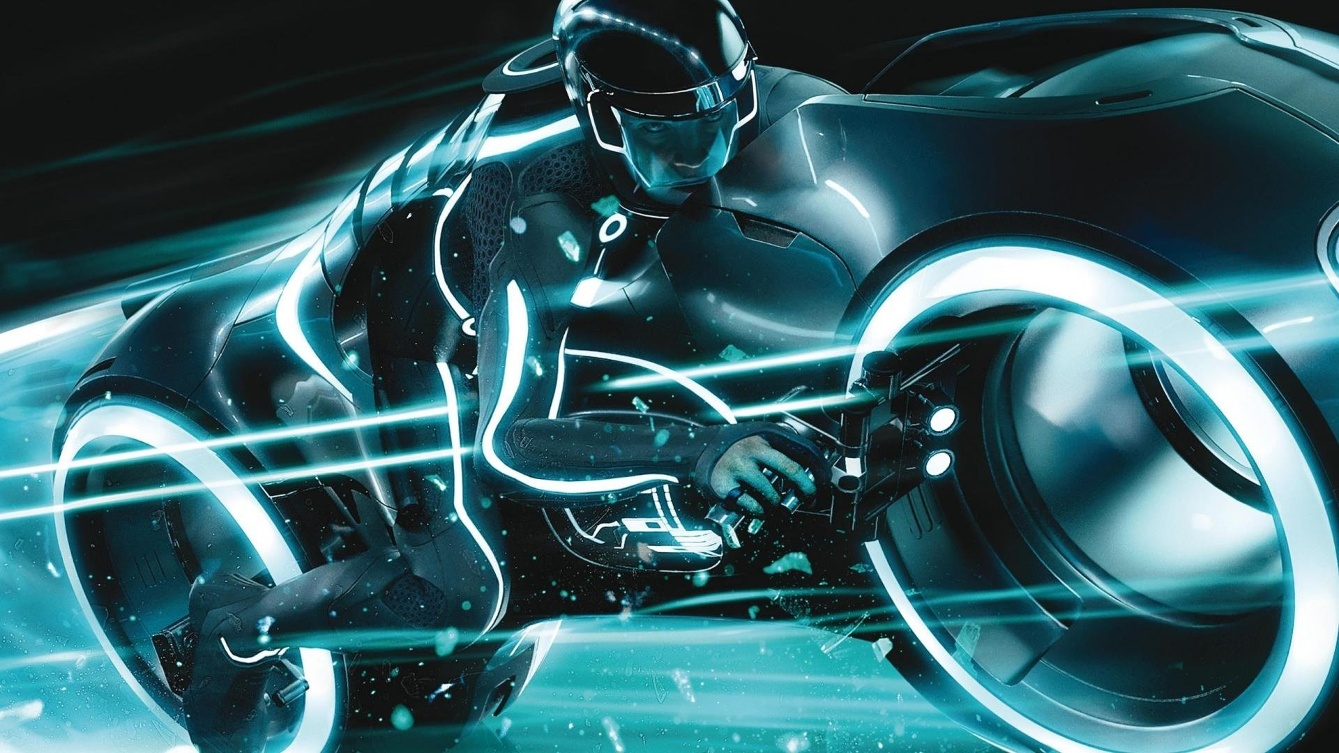 tron bike wallpaper - sf wallpaper