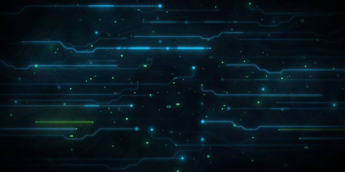 Abstract Tron Legacy Twitter Cover & Twitter Background | TwitrCovers