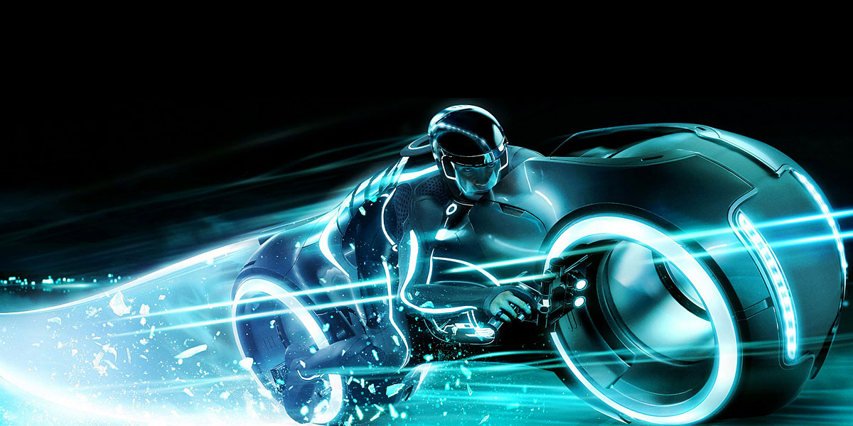 Tron Legacy Twitter Cover & Twitter Background | TwitrCovers