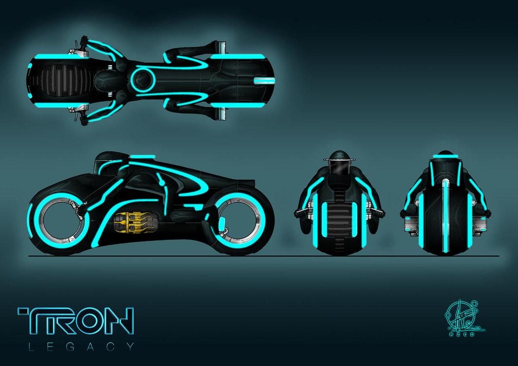 10+ ideas about Tron Light Cycle on Pinterest | Tron bike, Work
