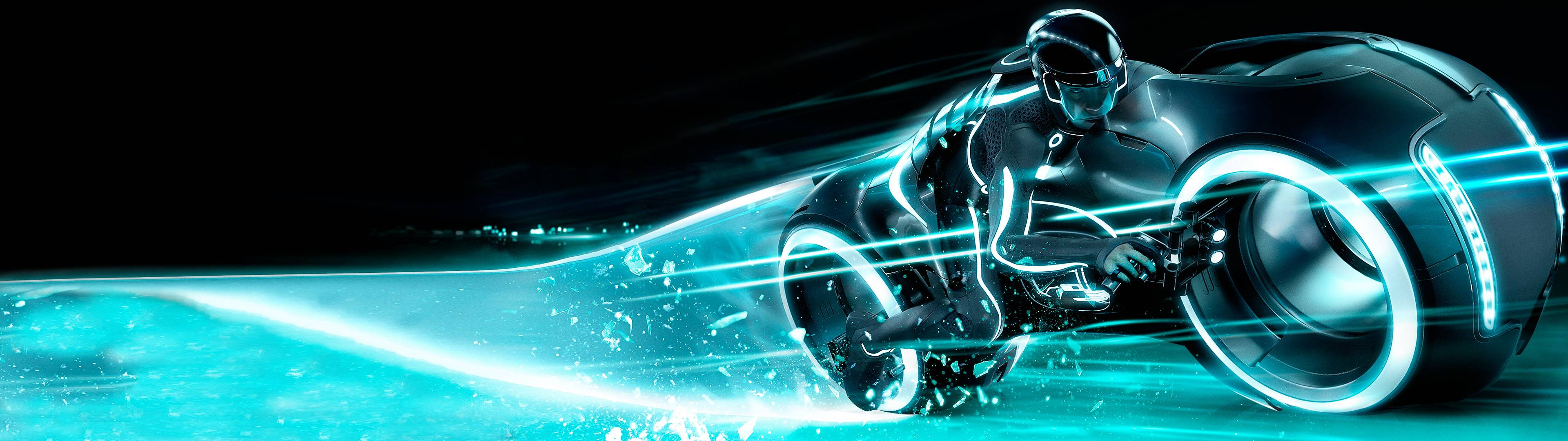 Tron Light Cycle Wallpapers Group (79+)