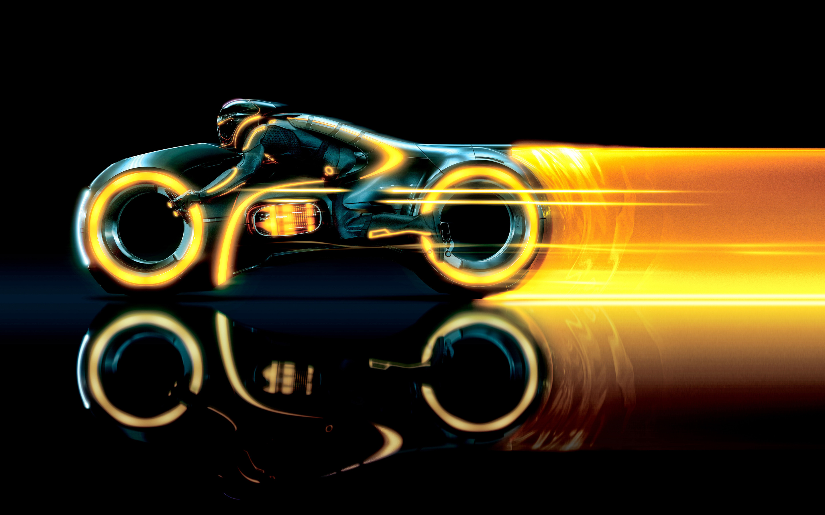 Tron Legacy Light Cycle #4190233, 1920x1200 | All For Desktop
