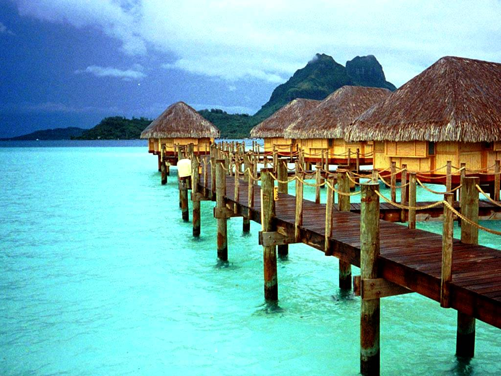 Tropical Beach Resorts Page 1