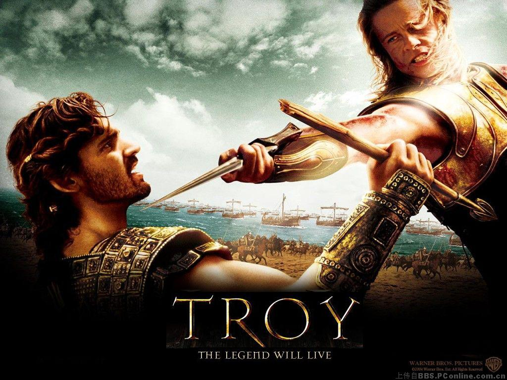 Troy Movie Wallpapers Sf Wallpaper