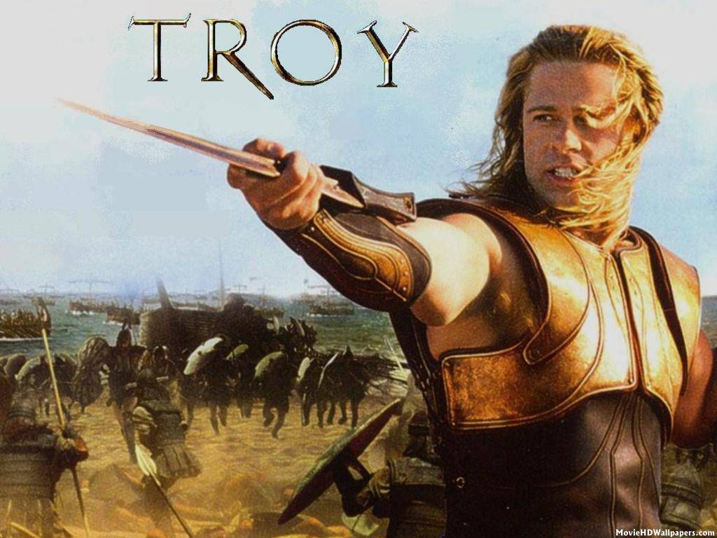 Troy movie wallpapers - SF Wallpaper