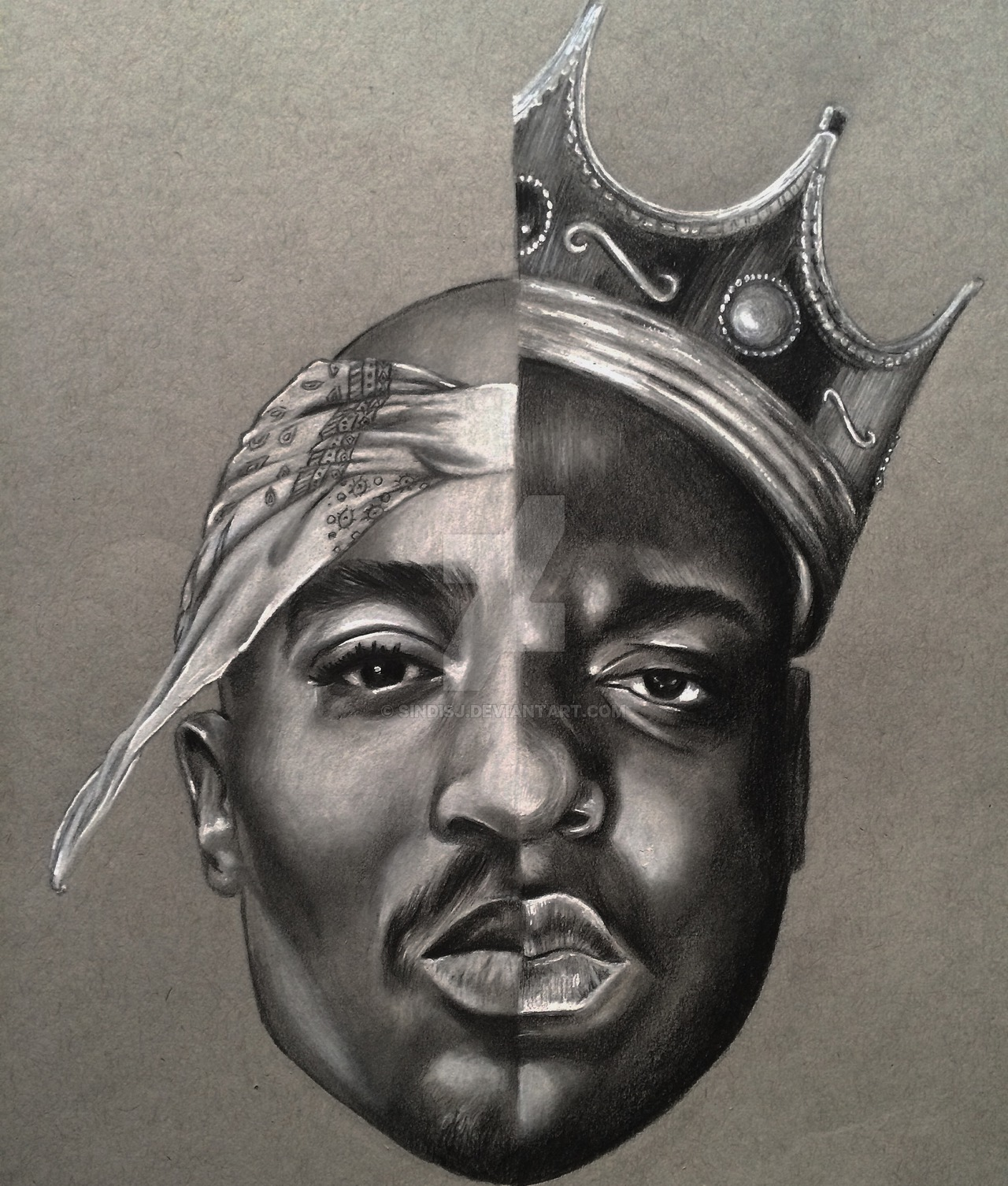 Tupac And Biggie Wallpapers Group (51+)