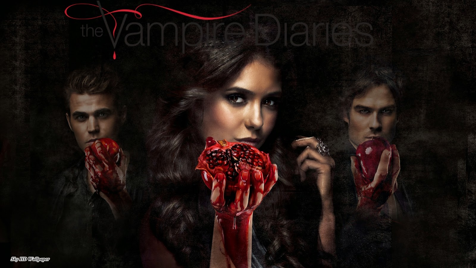 The Vampire Diaries Wallpapers Group (77+)