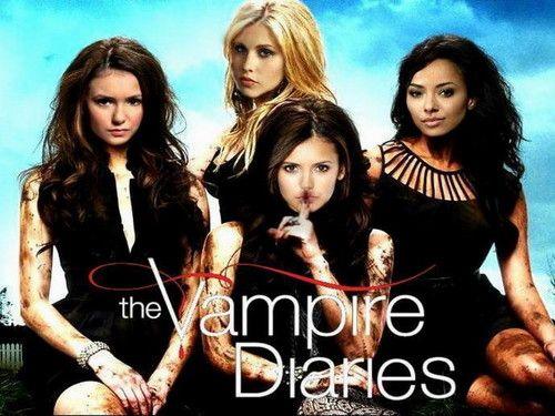 The Vampire Diaries - the-vampire-diaries Wallpaper | Vampire