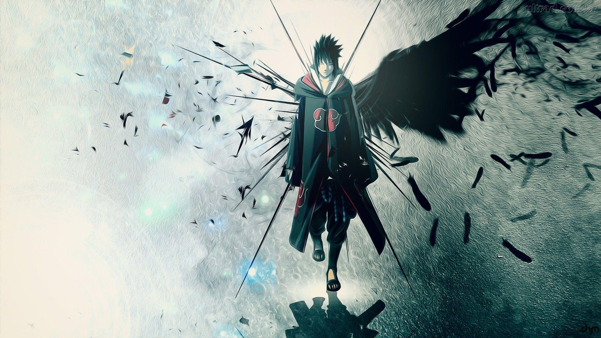 Sasuke Uchiha Wallpapers High Quality | Download Free