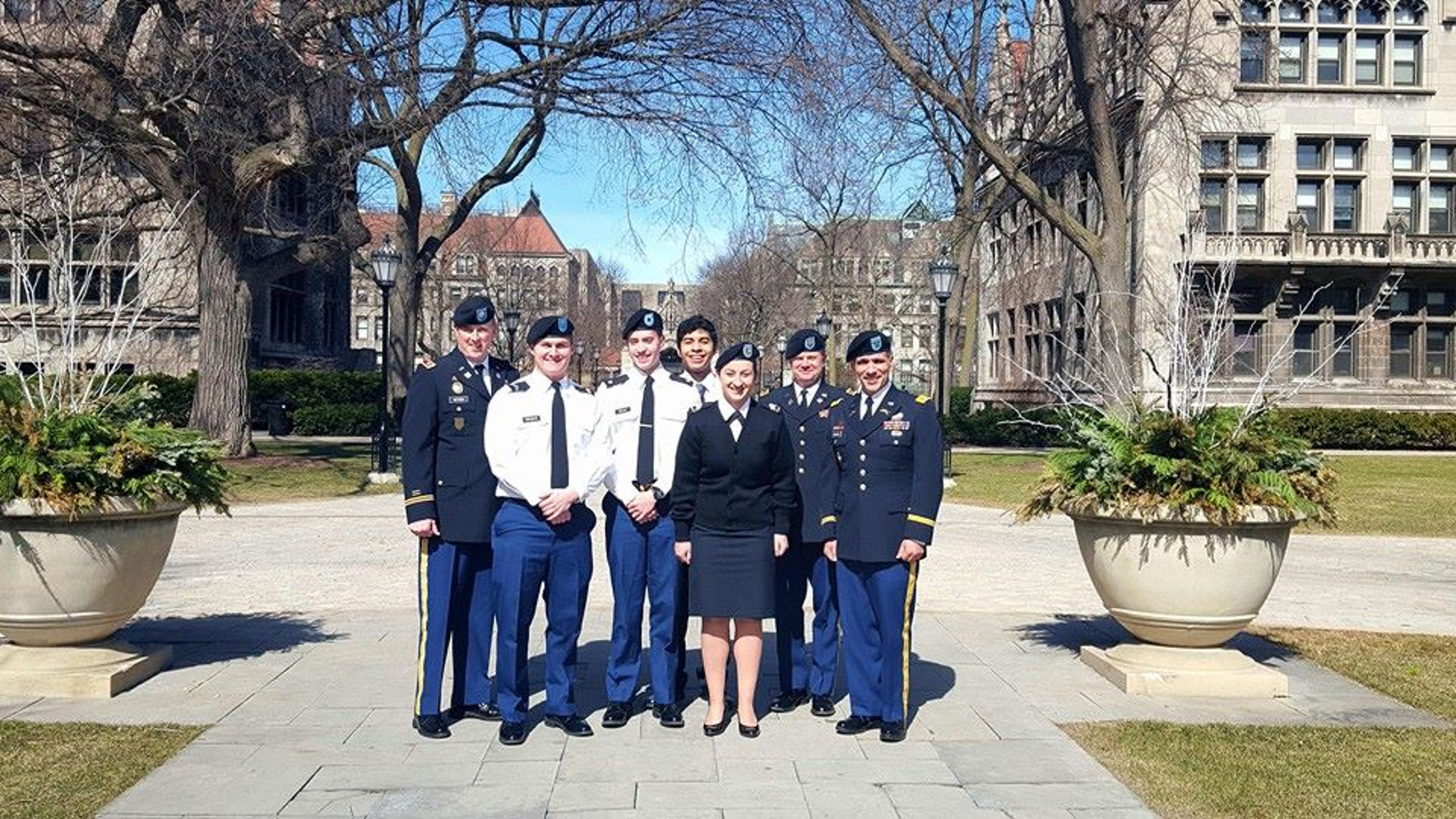 Home | Army ROTC | The University of Chicago
