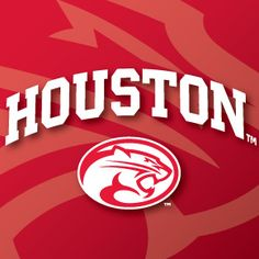 University of Houston Campus Art Entrance markers | Cougars Big