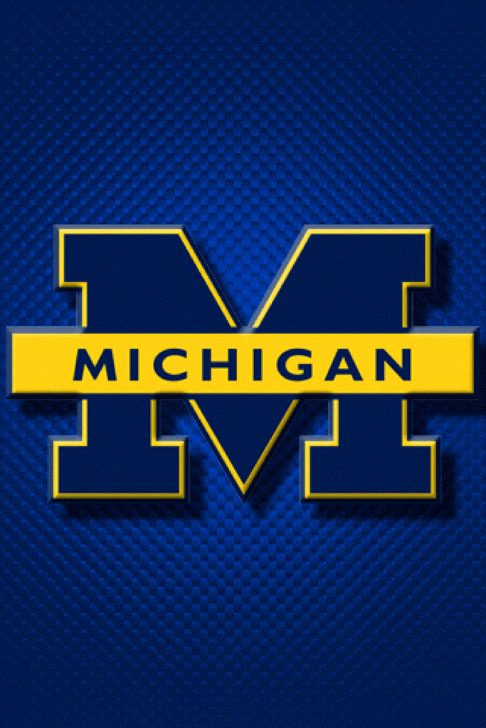 U-M - iPhone Wallpaper | University of Michigan iPhone Wallp… | Flickr